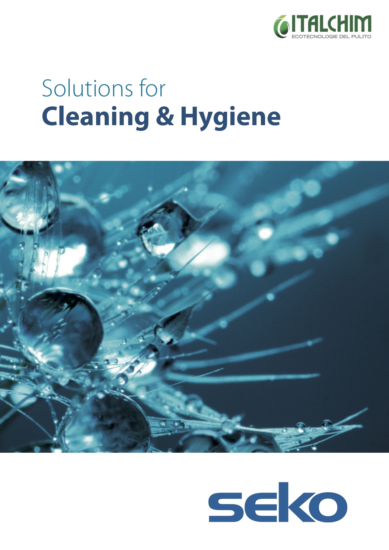 SOLUTIONS FOR CLEANING AND HYGIENE