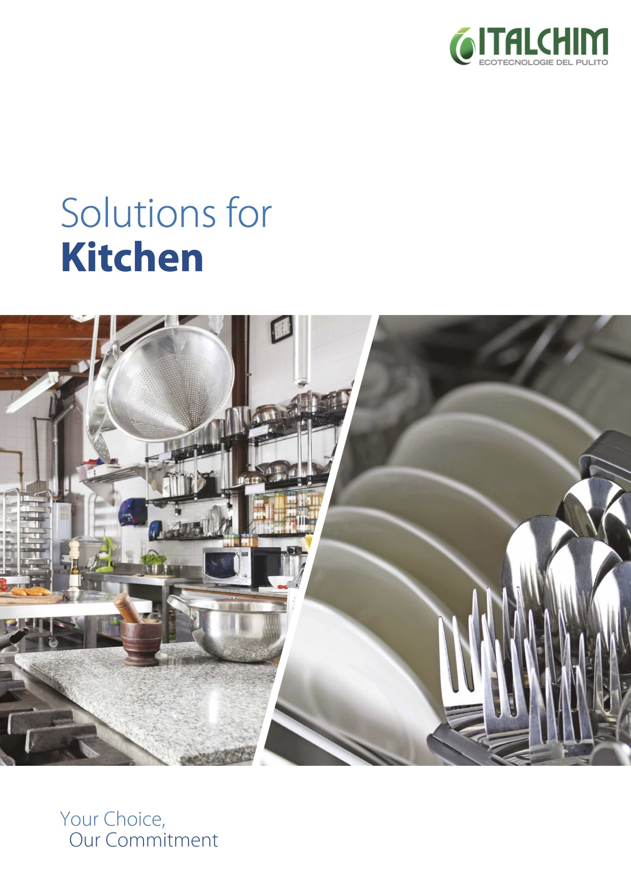 SOLUTIONS FOR KITCHEN